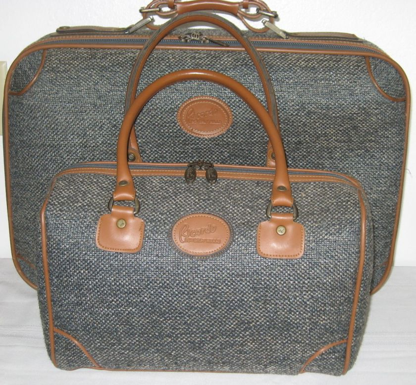 VTG Ricardo Bevery Hills 2 Piece Luggage set