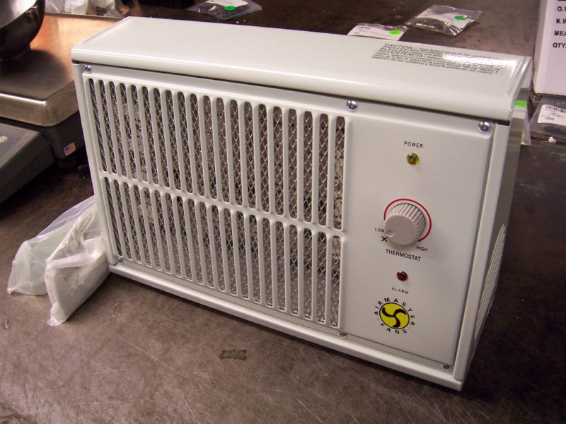 AIRMASTER 1500 wt Portable Electric Heater # MMHD1501C