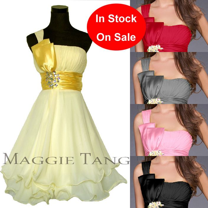 Cocktail Birthday Homecoming Graduation Wedding Prom Party Dress